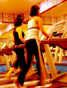Even exercise can cause free radical oxidation via Reactive Oxygen Species (ROS)