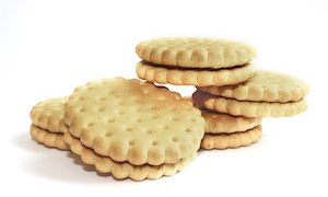 cookie, high in trans fat, can cause inflammation