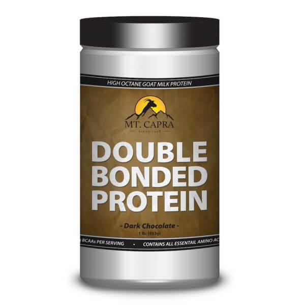 Double Bonded Protein – Dark Chocolate 1 pound