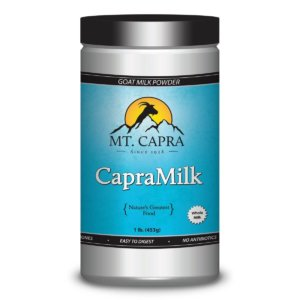 CapraMilk - All natural premium whole goat milk powder