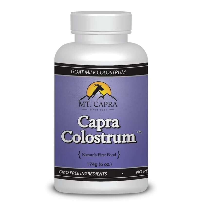 Capra Colostrum - Goat Milk Colostrum 174 g powder