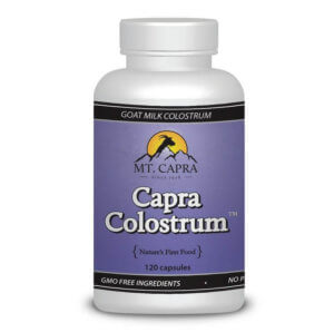 Capra Colostrum - Goat Milk Colostrum 120 capsules