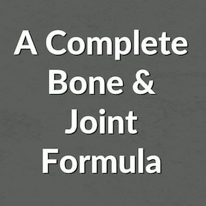 CapraFlex - A complete bone and joint formula