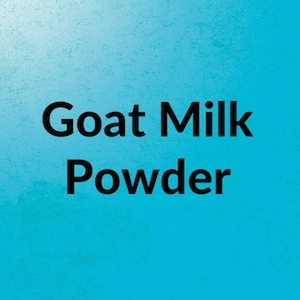 CapraMilk - All natural premium goat milk powder