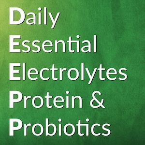 DEEP-2-30 - Daily Essential Electrolytes Protein Probiotics