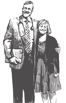 frank and ann stout illustration