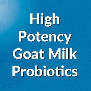 Caprobiotics Plus - A Powerful Goat Milk Probiotic
