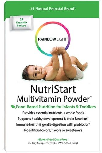 NutriStart Multivitamin Powder for infant formula