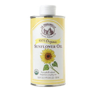 sunflower oil for infant formula goat milk