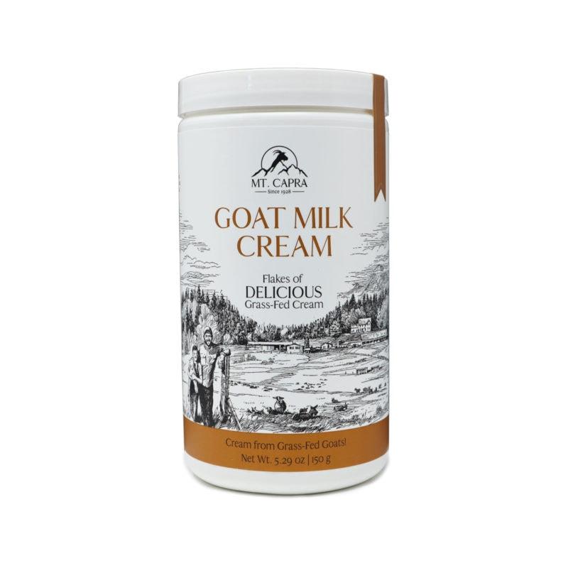 Goat Milk Cream Flakes Creamer