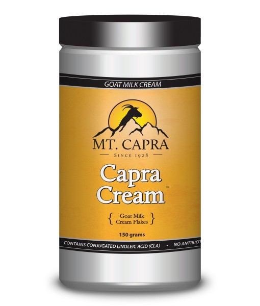 Capra Cream – Goat Milk Cream