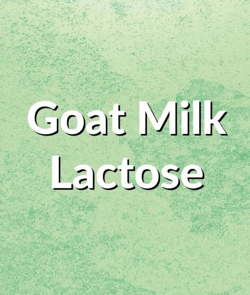Capra Lactose - Goat Milk Lactose Sugar