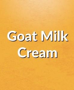 Goat Milk Cream Flakes