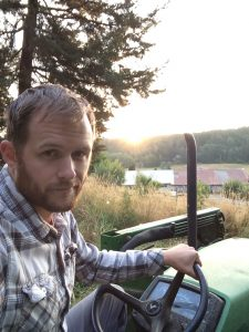Joe Stout, M.S. - Farmer