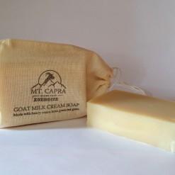 Energize Goat Milk Heavy Cream Soap