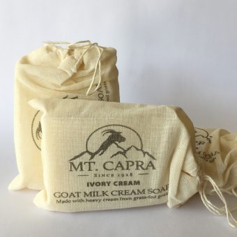 Goat Milk Cream Soap - Goat Milk Soap Made With heavy cream from grass-fed goats