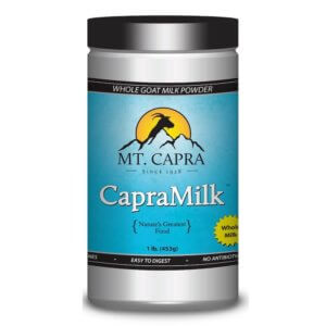 CapraMilk - Goat Milk Powder Full Cream 1 pound
