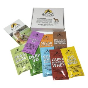 Mt. Capra 8 packets sampler pack