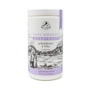 Pacific Northwest BerryWhey Protein Powder