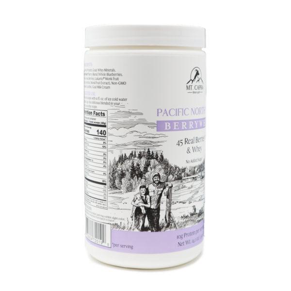 Pacific Northwest BerryWhey Protein Powder