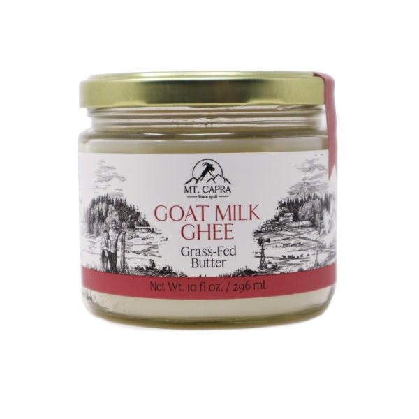 Goat Milk Ghee