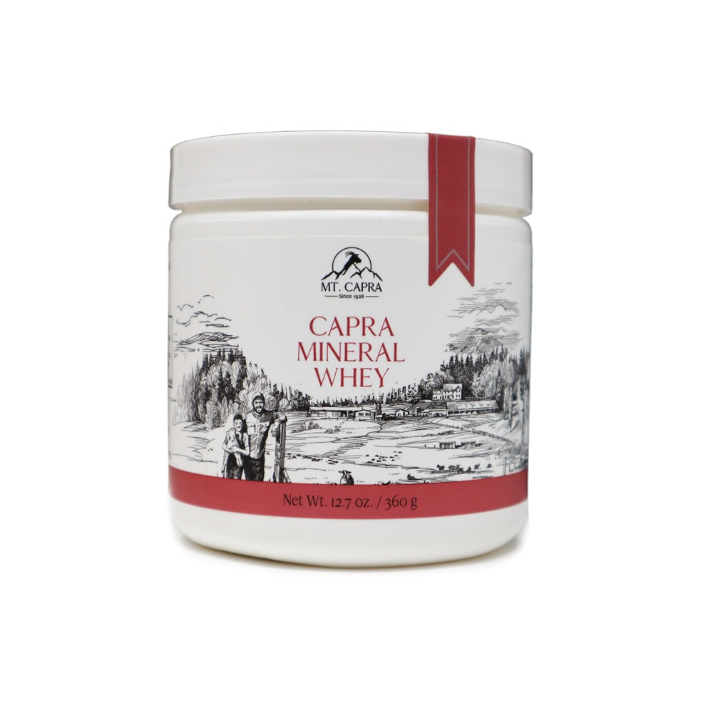 Capra MIneral Whey 360g 12.7 oz