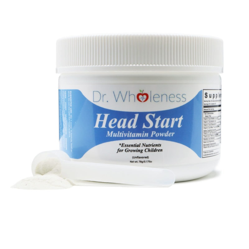 Head Start Multi with scoop and powder
