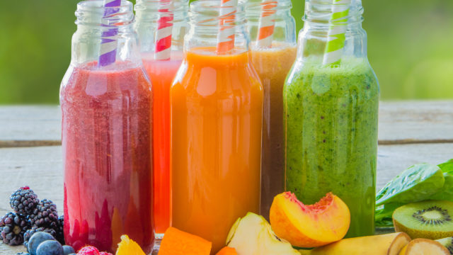 5 Elements of a nutrient-dense smoothie